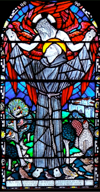 St. Francis Window